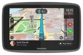 TomTom GO 6200 1PL6.002.01 Navigationsgerät (15,2 cm (6 Zoll), mit WiFi, Smartphone Benachrichtigungen, Freisprechen, Lebenslang Karten (Welt), Traffic über Integrierte SIM-Karte, Aktive Magnethalterung) schwarz -