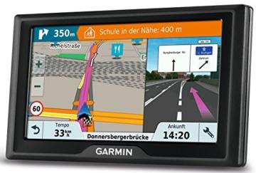 Garmin Drive 61 LMT-S CE Navigationsgerät - 6 Zoll (15,4 cm) Touchdisplay, lebenslang Kartenupdates & Verkehrsinfos -