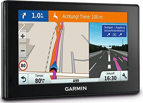 Garmin DriveSmart 60 LMT-D EU - Navi-Vergleich