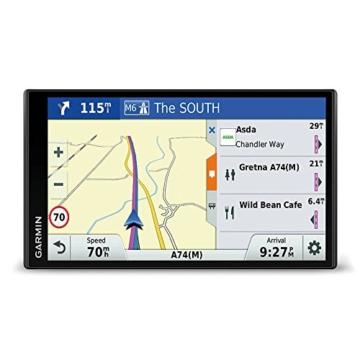 Garmin DriveSmart 61 LMT-D EU - Navi-Vergleich